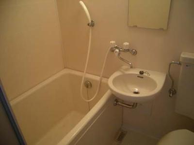 【浴室】サンドミール津久野