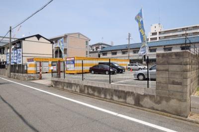 【外観】元浜ガレージ