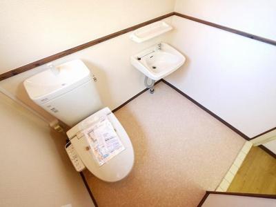 【トイレ】第2タカハシビル
