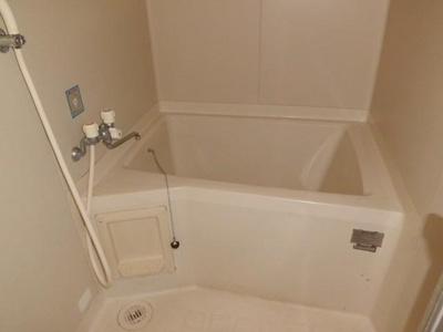 【浴室】ドミール上田