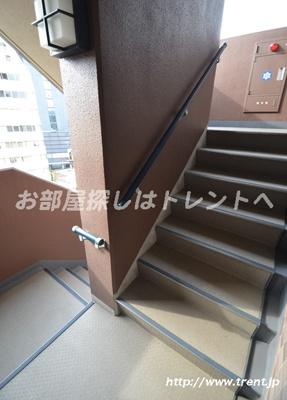 【その他共用部分】パレソレイユ西新宿