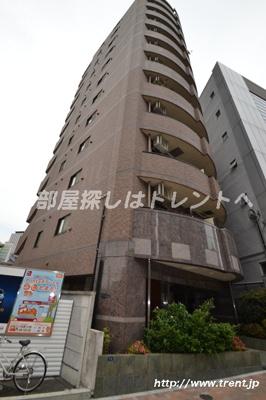 【外観】パレソレイユ西新宿