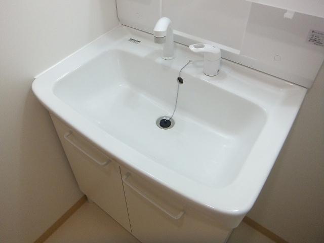 【独立洗面台】クロスコート