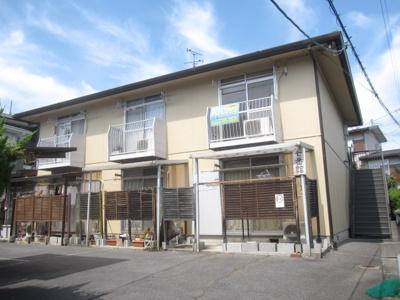 【外観】中山アパート7番館