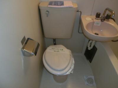 【トイレ】セゾンハイムときわ台