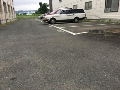 【駐車場】パレ・ソワイユ