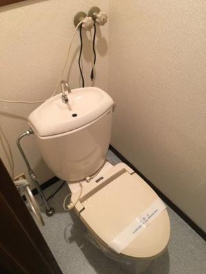 【トイレ】パレ・ソワイユ