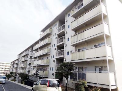 【外観】宝塚西山住宅1号棟
