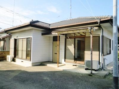 小舞木町 イオン近く 平屋 一軒屋 3DK全室洋室 トイレ・風呂別