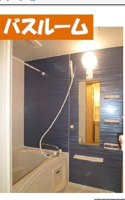 【浴室】ピアチェB