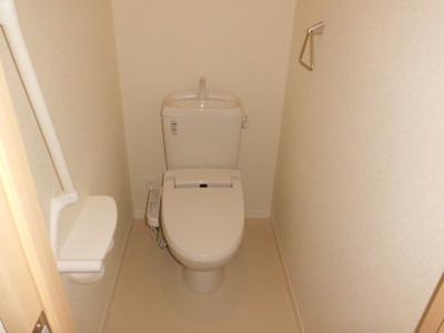 【トイレ】アマービレ