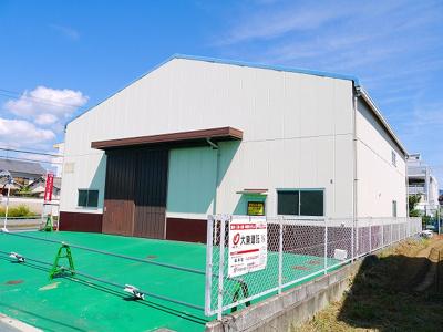 【外観】森川様倉庫