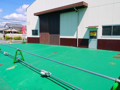 【駐車場】森川様倉庫