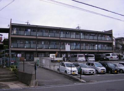 【外観】ラパス高倉台