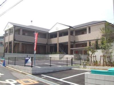 【外観】ラパス高倉台Ⅱ番館