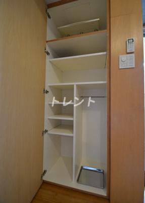 【玄関】四谷アパートメント