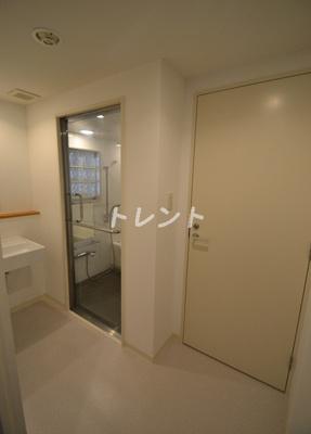【洗面所】四谷アパートメント