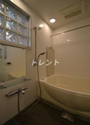 【浴室】四谷アパートメント