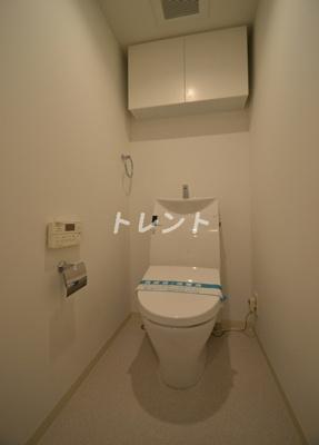 【トイレ】四谷アパートメント