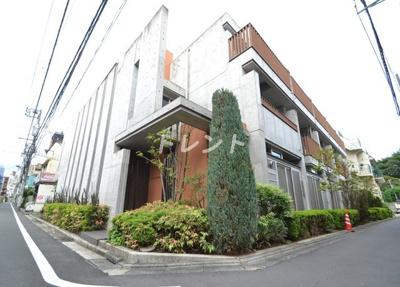 【外観】四谷アパートメント