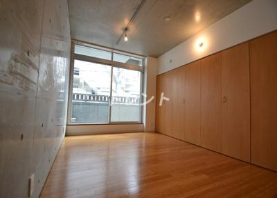 【寝室】四谷アパートメント