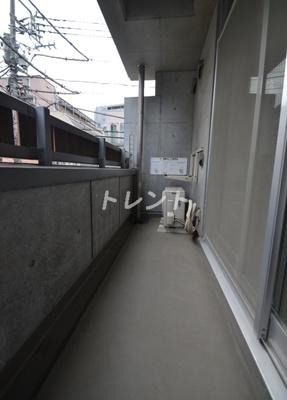 【バルコニー】四谷アパートメント