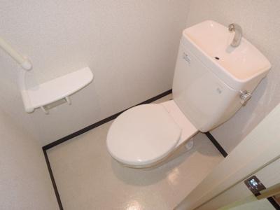 【トイレ】ヴィラロイヤルシティーⅡ