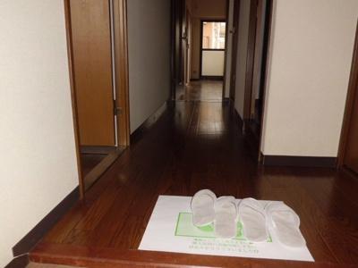 【玄関】ラ・アバンセ