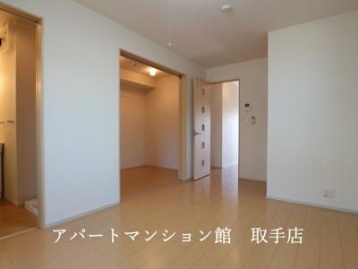 【居間・リビング】シャン・ド・フルールⅢ