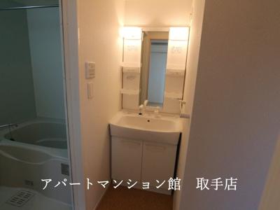 【独立洗面台】シャン・ド・フルールⅢ