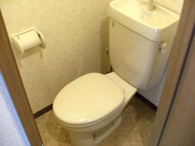 【トイレ】ハイツキシダ