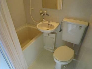【浴室】アルヴィラージュ