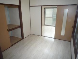【寝室】コーポ小川
