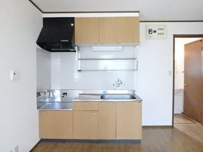 【キッチン】ピュアハウス豊隆