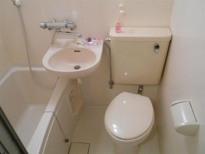 【浴室】プロスパーハウス