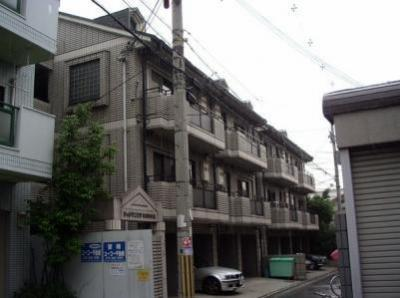 【外観】シャルマンフジ堺東弐番館