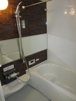 【浴室】ルネ・プランタン