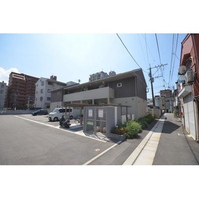 【外観】タウンコートカレラⅡ