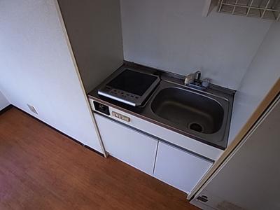 【キッチン】磯馴ガーデンハイツ