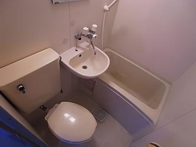 【浴室】磯馴ガーデンハイツ