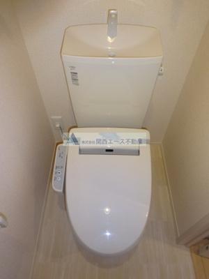 【トイレ】コージーコートA棟