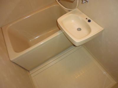 【浴室】サンフォレスト守口