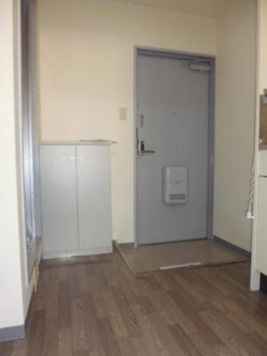 【玄関】サンフォレスト守口