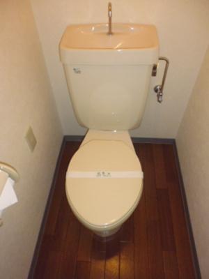 【トイレ】サンフォレスト守口