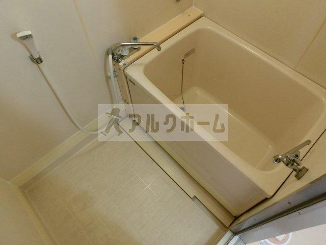 サンパティック山田(八尾) 3DK ハイツ バス 風呂