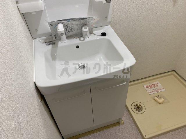 フラワーパレス 独立洗面台 シャンプードレッサー