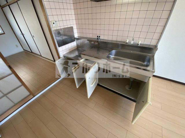 フラワーパレス キッチン