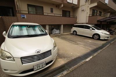 【駐車場】アイマンション長尾