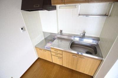 【キッチン】アイマンション長尾