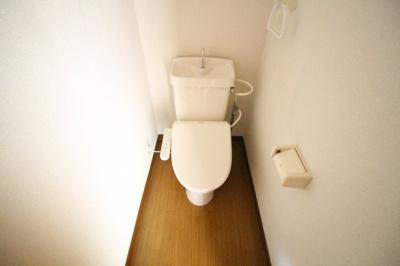 【トイレ】アイマンション長尾